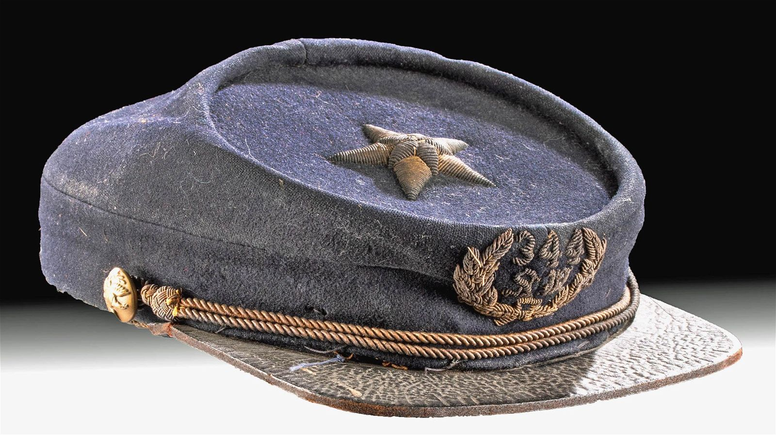19th C. USA Grand Army of the Republic Infantry Cap