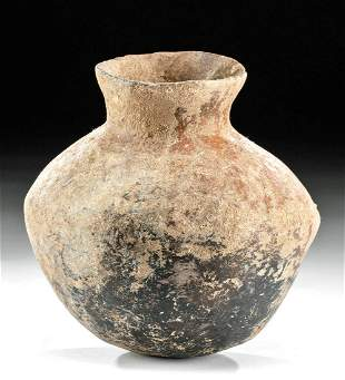 Pre-Columbian West Mexican Pottery Jar