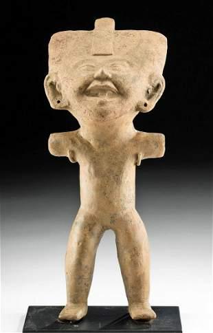 Veracruz Pottery Sonriente Figure