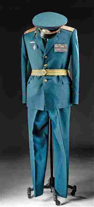 Vintage Soviet Union Military Uniform