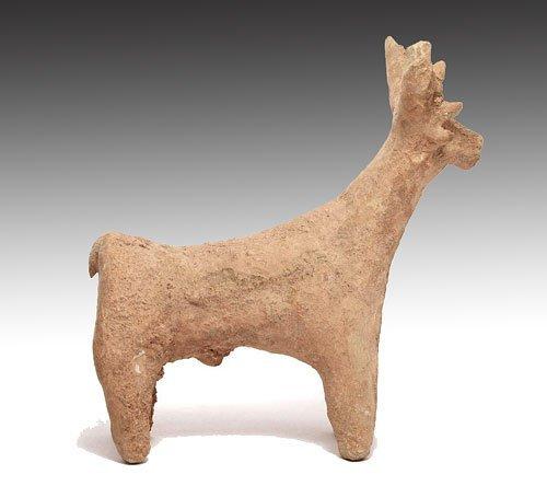 22: Syrian Terra Cotta Animal