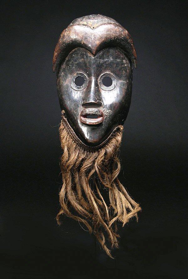 28: Racing Mask (Gunyeya) - West Africa
