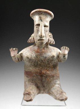 Jalisco Figure, Pre-Columbian West Mexico