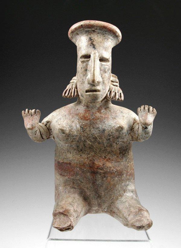 38: Jalisco Figure, Pre-Columbian West Mexico