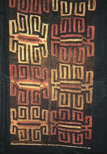 62: Sihuas Pre-Columbian Textile Loin Cloth
