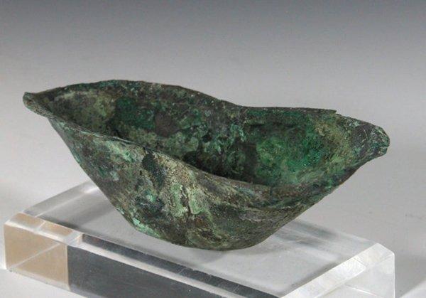 101: Mochica Copper Offering Bowl