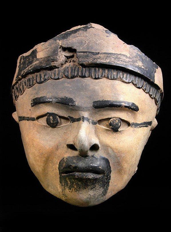 120: Vera Cruz Head Fragment - Earth Deity