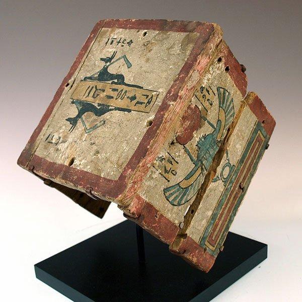 122: Egyptian Funerary Box for Herery