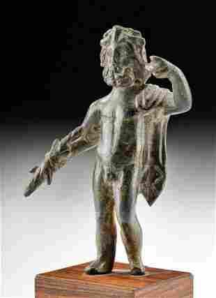 Published Romano-Celtic Bronze Jupiter, ex-Ede