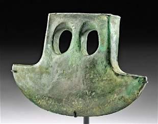 Lovely Inca Copper Axe Head