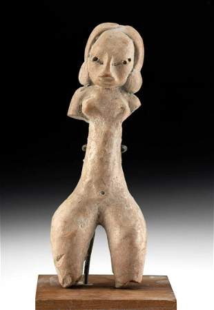 Xochipala Pottery Standing Female Figure
