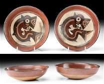 Nazca Polychrome Bowls Killer Whales (pr)