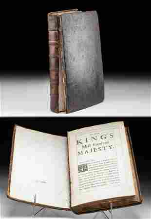 Nalson's Collection of the Scotch Rebellion Vol 1, 1682