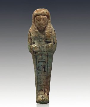 10: An Egyptian Ushabti for Nagt-Amun