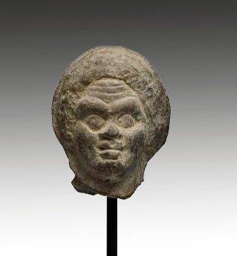 71: A Roman-Egypt Head of a Woman
