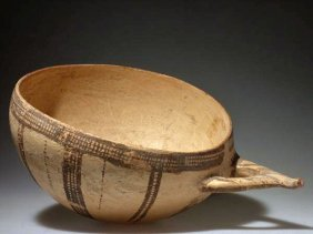 A Cypriot Milk Bowl