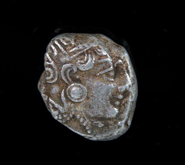 104: Attica Athens Owl Tetradrachm