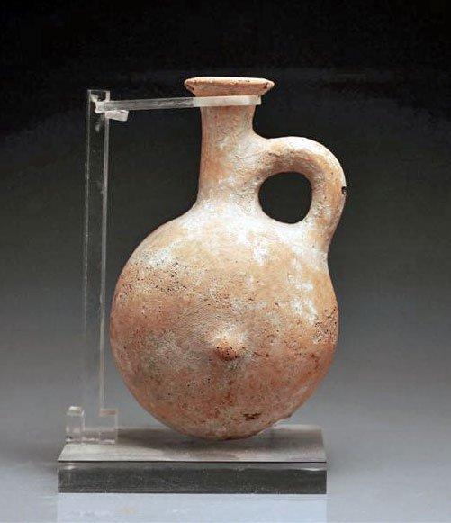 157: A Single-Handle Bronze Age Juglet