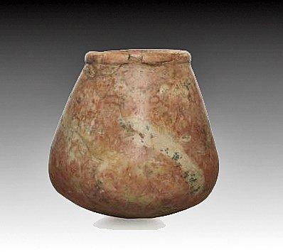 161: A Western Asiatic Stone Vessel