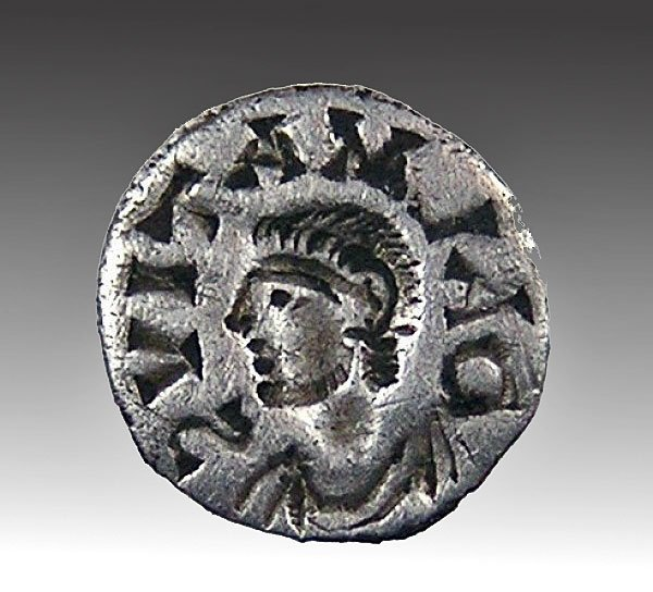 114: A Silver Signet Inset of Dalmatius