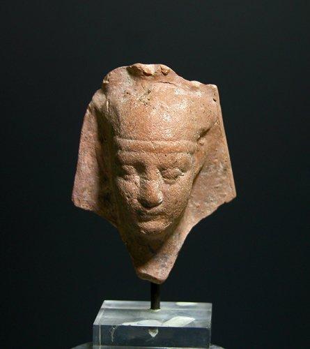 50: A Ptolemaic Head of Pharaoh, Ex-Royal Athena