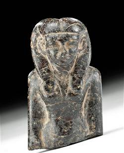 Egyptian Middle Kingdom Granite Fertility Idol Fragment