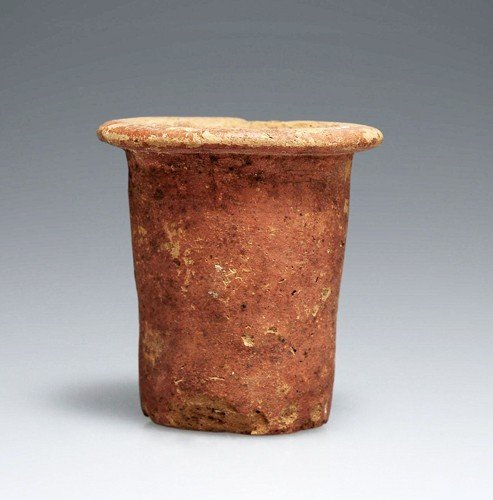 3: An Early Dynastic Cylindrical Jar