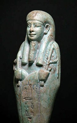 67: An Important Egyptian Ushabti for Pa-di-Her-em-heb