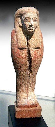 68: An Egyptian Wood Ptah Sokar Osiris