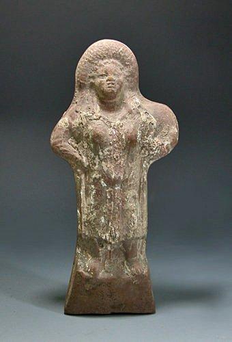 70: An Alexandrian Egypt Terracotta Figure