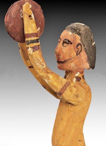 73: An Egyptian Fertility Dancing Girl