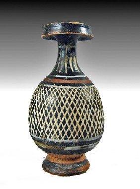 An Apulian Gnathia-Ware Bottle