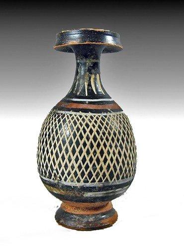 116: An Apulian Gnathia-Ware Bottle