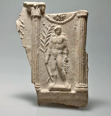 162: A Roman Terracotta Fragment from 'Campana' Relief