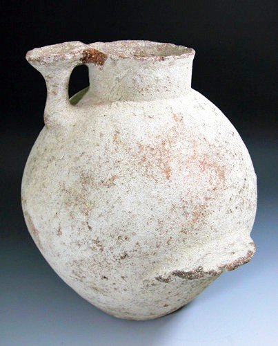 212: An Early Holy Land Storage Jar - Huge!