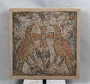 192B: Another Early Byzantine Mosaic Panel