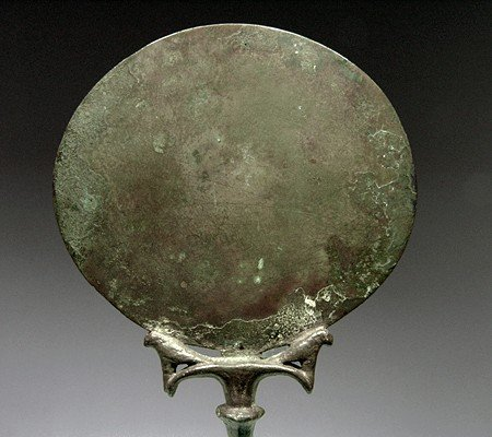 7: An Egyptian Middle / New Kingdom Mirror