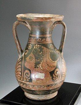 A Greek Apulian Pelike