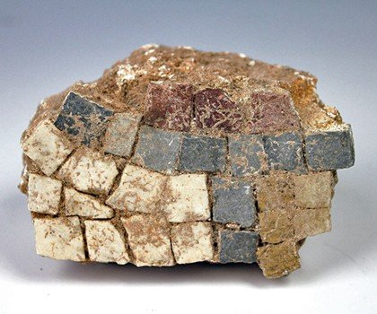 90: A Roman Mosaic Fragment