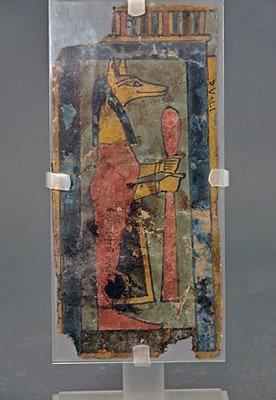 27A: An Egyptian Cartonnage Fragment