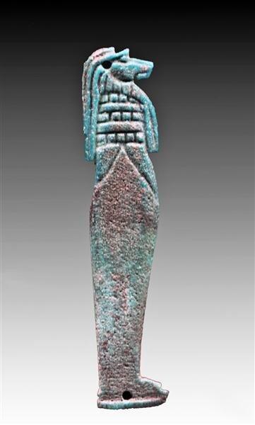 31: An Egyptian Bi-Color Horus Son, Hapy