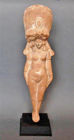 An Egyptian-Romano Isis-Aphrodite