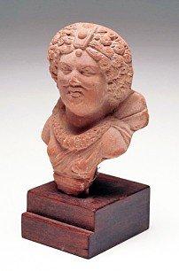 58: A Romano Egyptian Female Bust