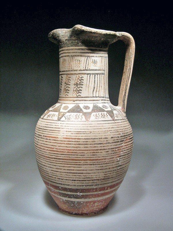 62: An Early Western Greek Oinochoe - Ca. 720 BC