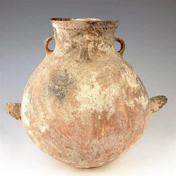 103: A Large Mesopotamian Clay Vessel