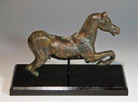 A Fine Quality Roman Bronze Horse
