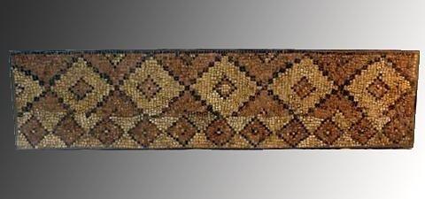 101A: A Late Roman / Early Byzantine Geometric Mosaic
