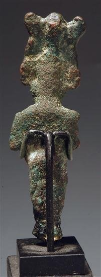 6: An Egyptian Bronze Osiris - 3
