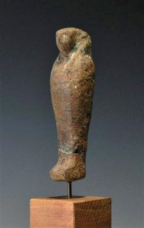 An Egyptian Late Period Mummified Figure