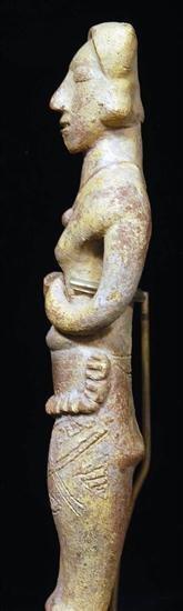 121: A Colima Autlan Effigy Standing Figure - 5